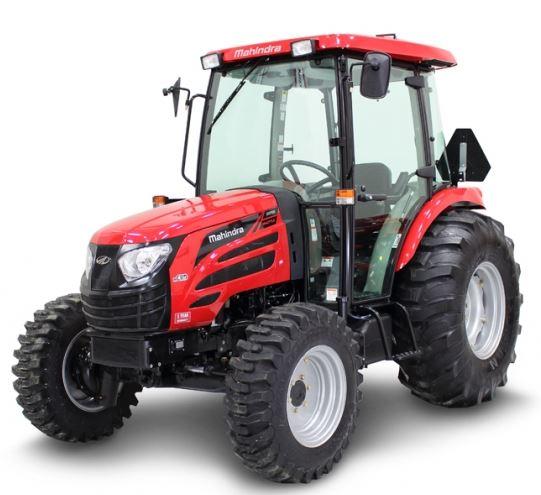 Mahindra 2555 Shuttle Cab Tractors