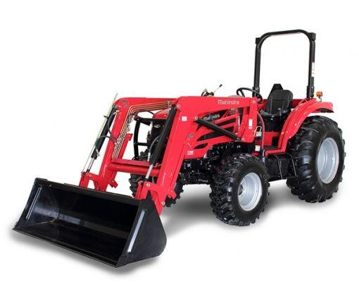 Mahindra 2555 Shuttle Tractors