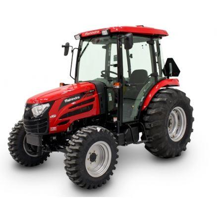 Mahindra 2565 Shuttle Cab Tractors