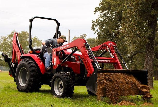 Mahindra 2638 HST Tractors