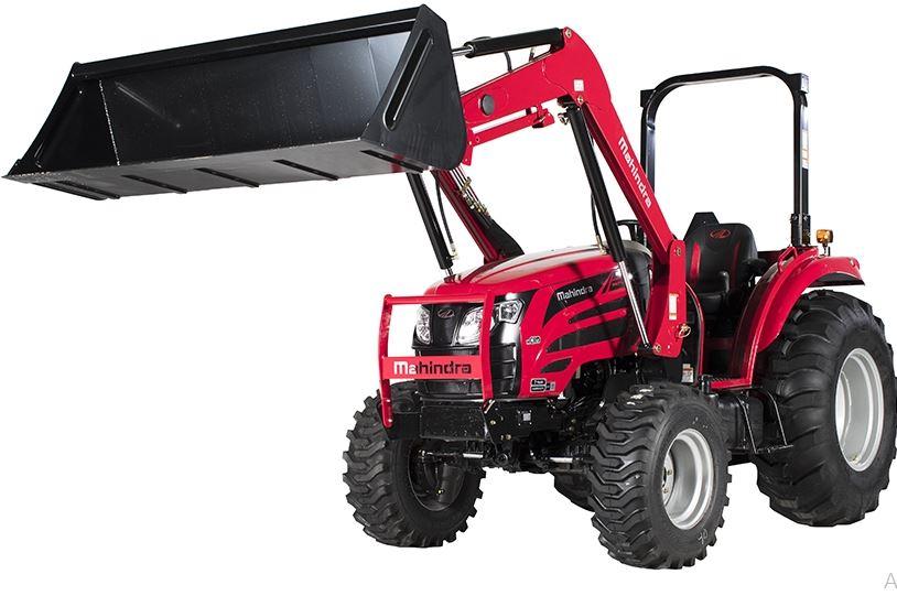 Mahindra 2655 HST 0S Tractors