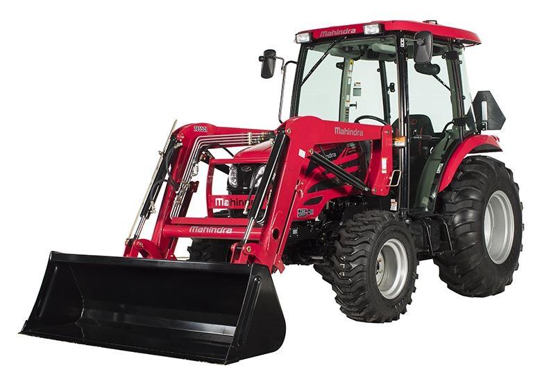Mahindra 2655 HST Cab Tractors