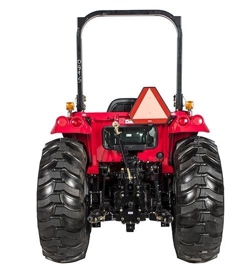 Mahindra 2655 Shuttle 0S Tractors
