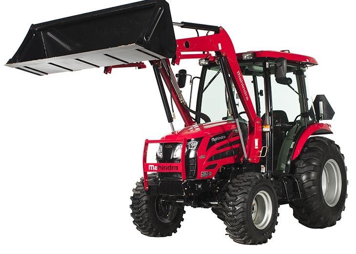 Mahindra 2655 Shuttle Cab Tractors
