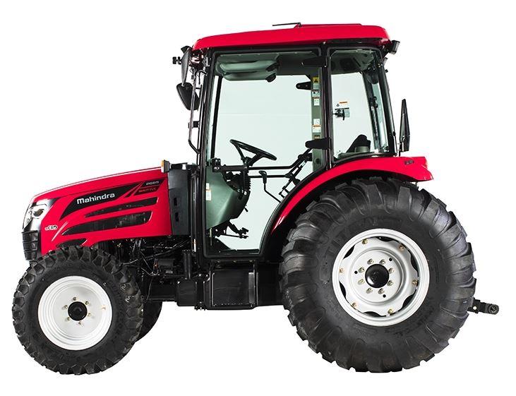 Mahindra 2665 Shuttle Cab Tractors