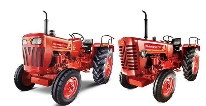 Mahindra 275 DI ECO tractor