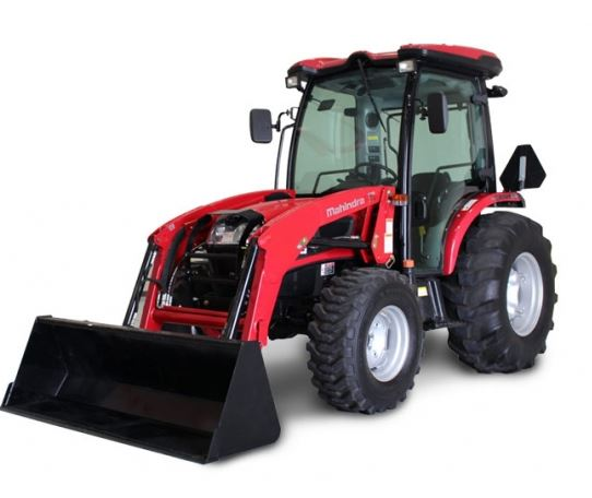Mahindra 3540 HST Cab Tractors