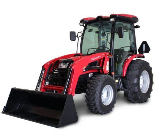Mahindra 3540 PST Cab Tractors