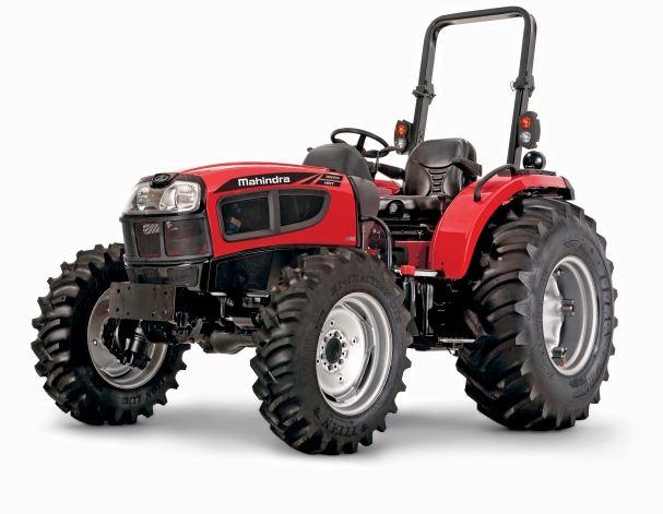 Mahindra 3550 4WD HST Tractors