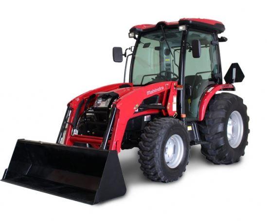 Mahindra 3550 HST Cab Tractors