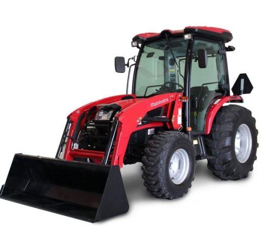 Mahindra 3550 PST Cab Tractors