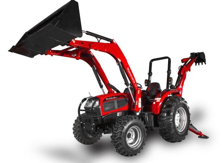 Mahindra 3640 HST 0S Tractors