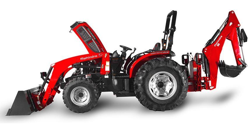 Mahindra 3640 PST 0S Tractors