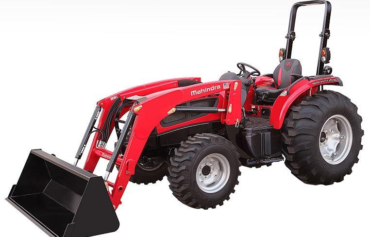 Mahindra 3650 HST 0S Tractors