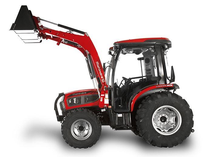 Mahindra 3650 HST Cab Tractors