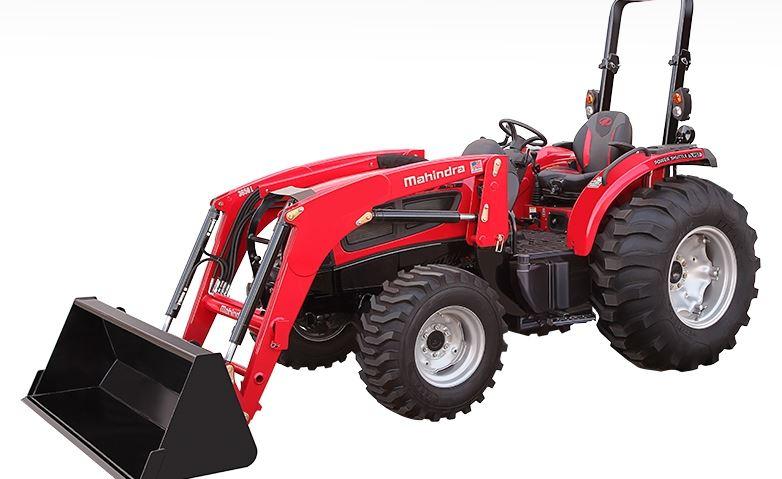 Mahindra 3650 PST 0S Tractors