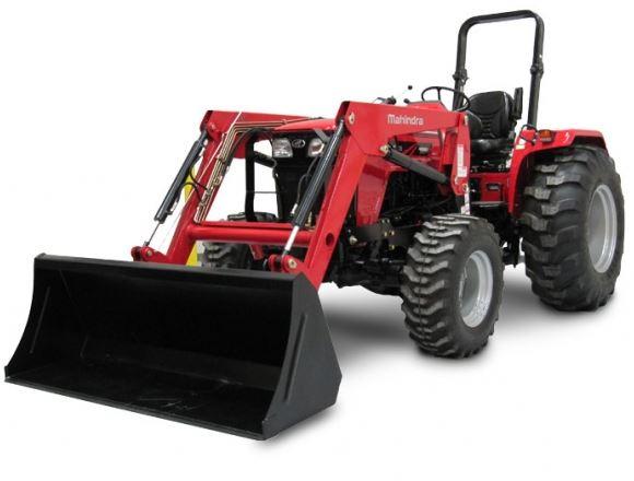 Mahindra 4540 4WD Tractors