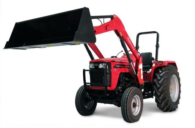 Mahindra 4550 2WD Tractors