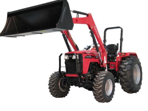 Mahindra 4550 4WD Tractors