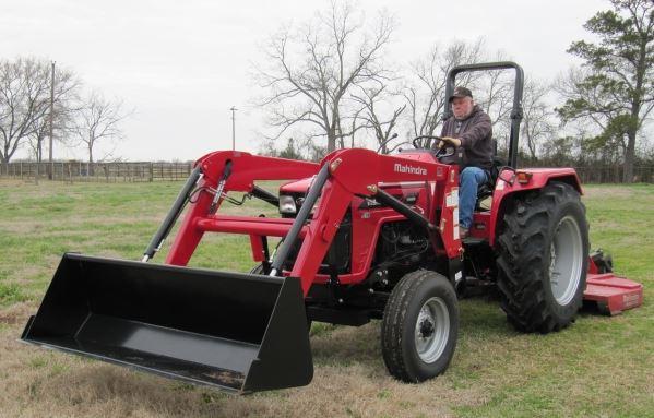 Mahindra 4565 2WD Tractors