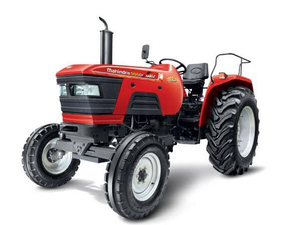 Mahindra 555 DI Power Plus