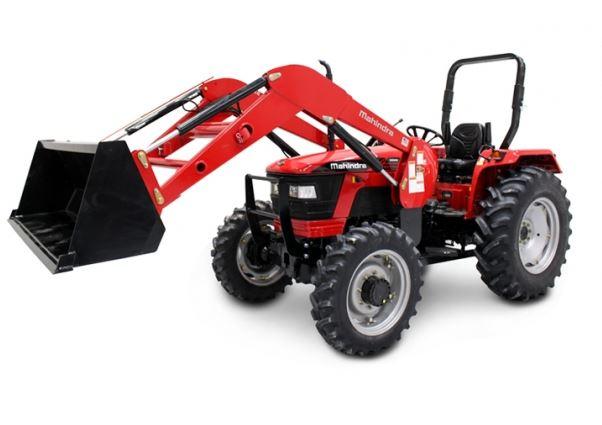 Mahindra 5555 4WD Shuttle Tractors