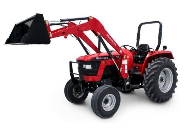 Mahindra 5570 2WD Shuttle Tractors
