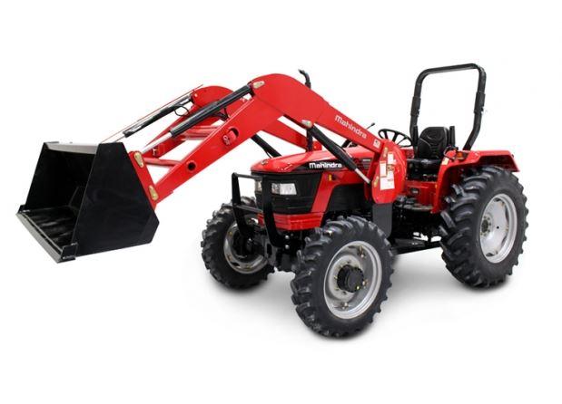 Mahindra 5570 4WD Shuttle Tractors