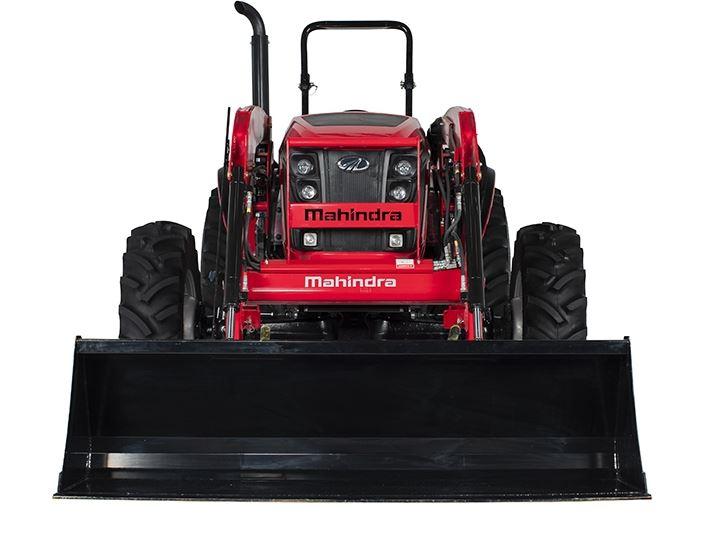 Mahindra 7085 4WD 0S Tractors