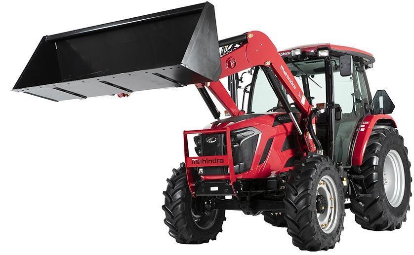 Mahindra 8090 PST Tractors