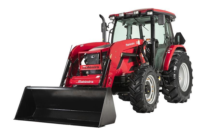 Mahindra 8100 PST Tractors