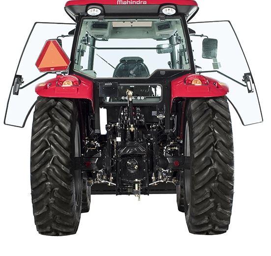 Mahindra 9110 P Tractors