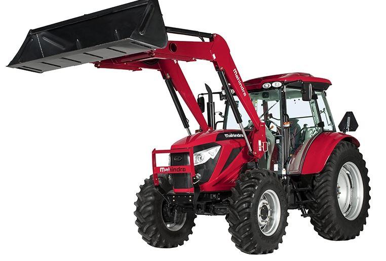 Mahindra 9110 S Tractors