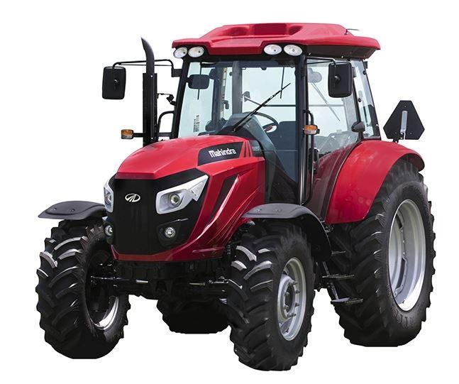 Mahindra 9125 P Tractors