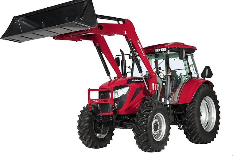Mahindra 9125 S Tractors