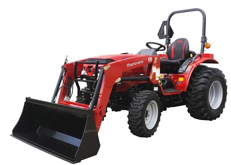 Mahindra Emax 1626 HST 0S Tractors