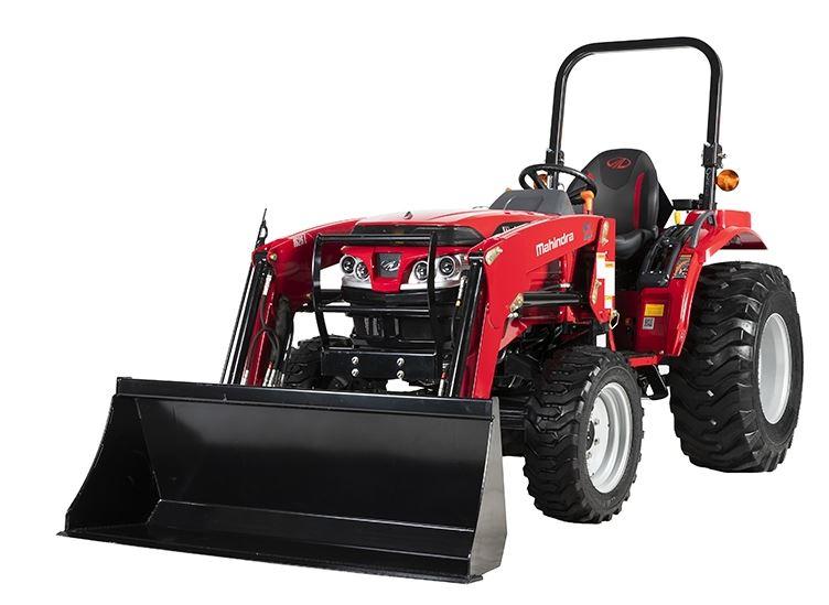 Mahindra Emax 1626 Shuttle Tractors