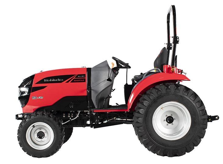 Mahindra Emax 1640 Shuttle Tractors