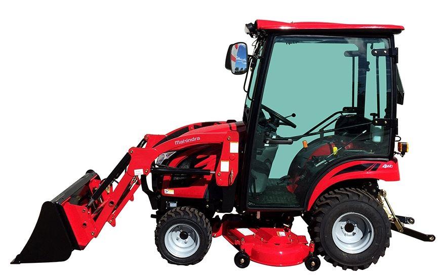 Mahindra Emax 20S HST Cab Tractors