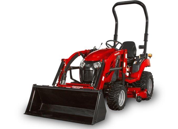 Mahindra Emax 20S HST Tractors