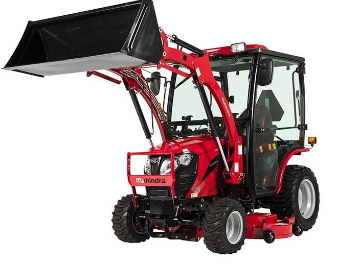 Mahindra Emax 25L HST Cab Tractors