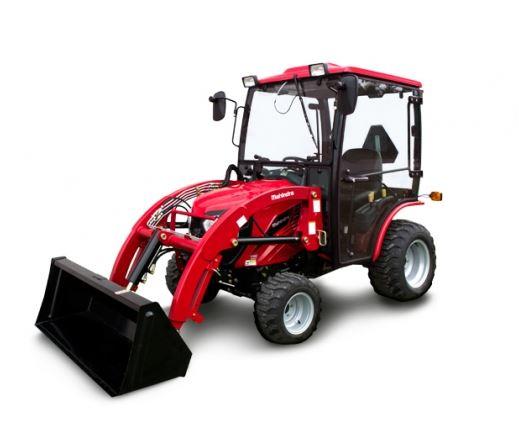 Mahindra Emax 25S HST Cab Tractors