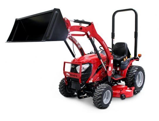 Mahindra Emax 25S HST Tractors