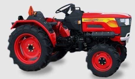 Mahindra JIVO 225 DI 4WD Tractor