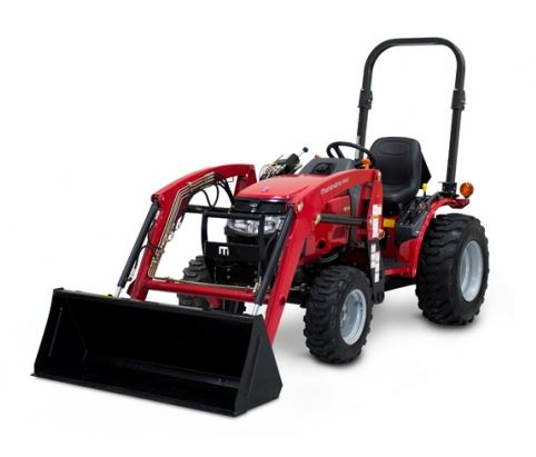 Mahindra MAX 24 4WD HST Tractors