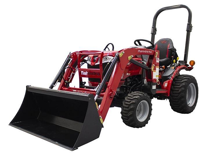 Mahindra MAX 25 XL HST 0S Tractors