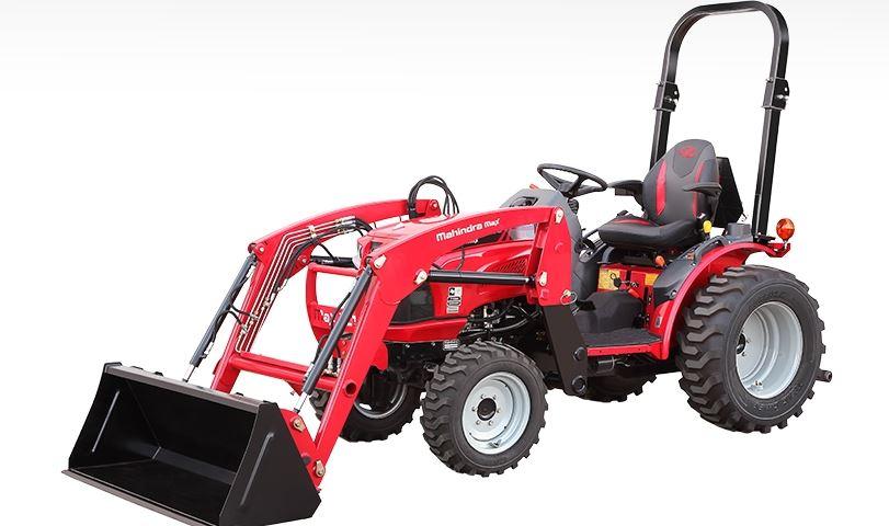 Mahindra MAX 26 XLT HST Tractors