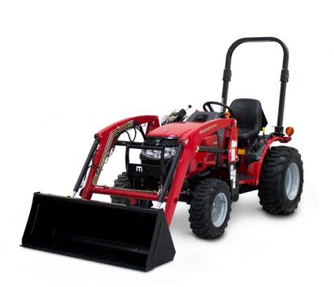Mahindra MAX 26XL 4WD HST Tractors