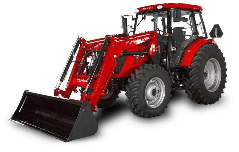 Mahindra m105XL-S Tractors