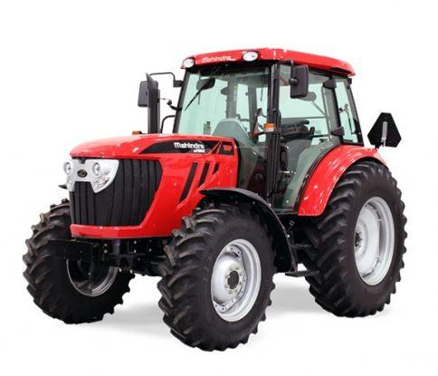 Mahindra mForce 105P Tractors